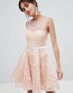 Платье для выпускного Forever Unique - Розовый