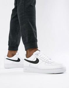 Белые кроссовки Nike Air Force 1 07 AA4083-103 - Белый