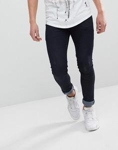 Темные джинсы скинни Religion - Синий