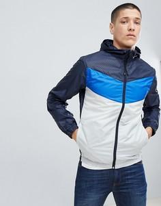 Складывающаяся куртка с чехлом Jack & Jones Core - Синий