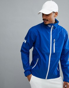 Синяя куртка Helly Hansen Crew - Синий