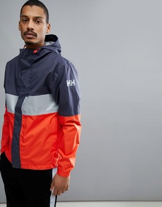 Сине-красная куртка Helly Hansen Active - Темно-синий