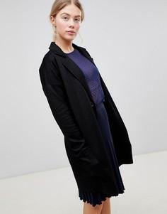 Трикотажное пальто JDY Teller - Черный