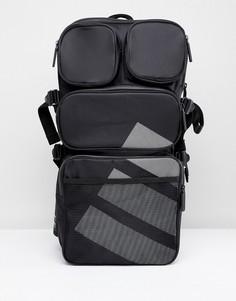 Черный рюкзак adidas Originals EQT CE5550 - Черный
