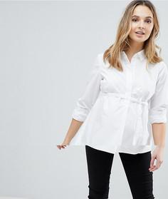 Рубашка для беременных Mamalicious - Белый Mama.Licious