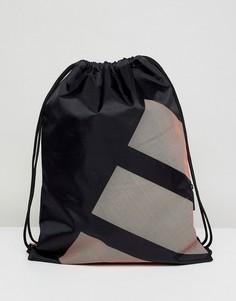 Черная спортивная сумка adidas Originals EQT CE5567 - Черный