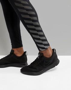 Черные кроссовки Nike Running Zoom Strike AJ0189-010 - Черный