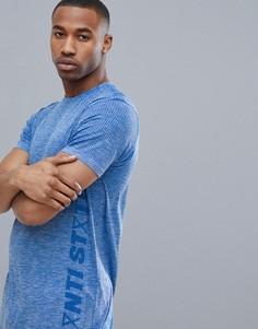 Быстросохнущая футболка Jack & Jones - Синий