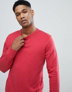 Красный свитшот Selected Homme - Красный