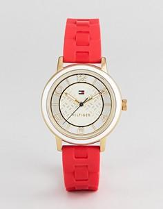 Красные часы Tommy Hilfiger Nina - Красный