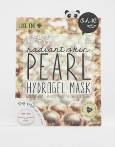 Гидрогелевая маска для лица Oh K - Бесцветный