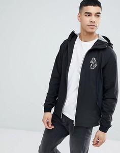 Черная спортивная куртка Luke Sport Preparation - Черный