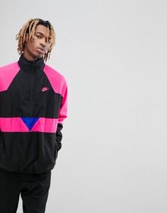 Черная куртка на молнии Nike Vaporwave AJ2299-010 - Черный