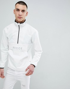 Белая куртка Nicce London - Белый