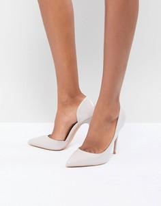 Лакированные туфли-лодочки True Decadence - Бежевый