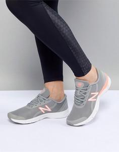 Серые кроссовки New Balance Training 711 - Серый