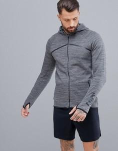 Серая куртка без застежки HIIT - Серый