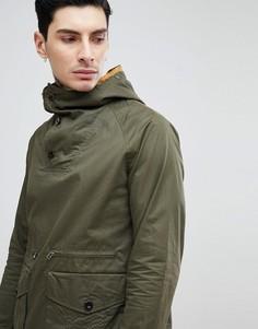 Куртка цвета хаки Pretty Green Blyth - Зеленый