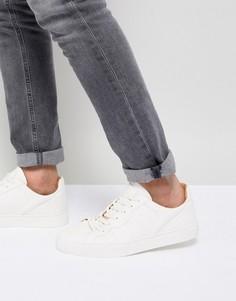 Белые кроссовки Nicce London - Белый