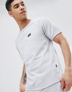 Махровая футболка Nicce London - Серый