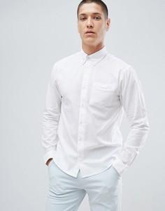 Рубашка с длинными рукавами D-Struct - Кремовый