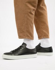 Черные кроссовки Wood Wood Alex - Черный