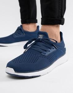 Синие кроссовки Red Tape - Синий