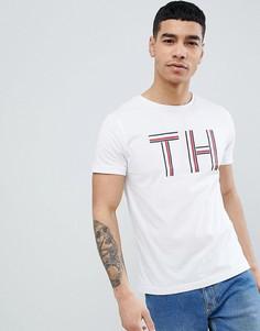 Белая футболка с логотипом Tommy Hilfiger - Белый