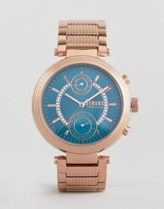 Наручные часы цвета розового золота Versus Versace Star Ferry S7908 - Золотой