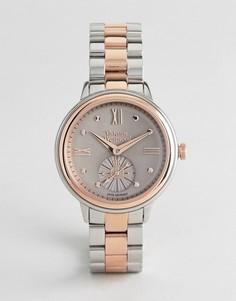 Часы с хронографом Vivienne Westwood VV158GYTT - Серебряный
