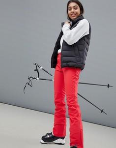 Красные брюки Roxy - Красный