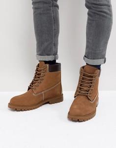 Ботинки на шнуровке Dickies - Черный
