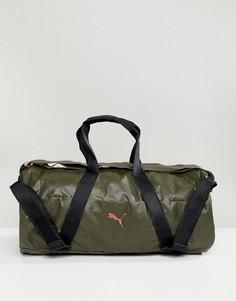 Спортивная сумка Puma Combat - Зеленый