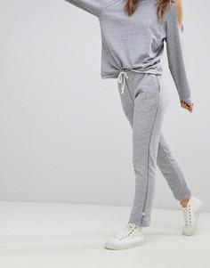 Спортивные штаны с затягивающимся шнурком NYTT Madison - Серый