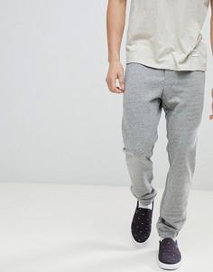 Облегающие джоггеры с отделкой на заднем кармане Tommy Hilfiger - Серый