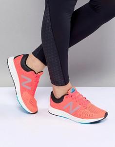 Оранжевые кроссовки New Balance - Оранжевый