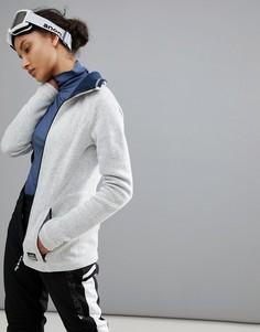 Флисовая куртка на молнии ONeill Piste - Белый O`Neill