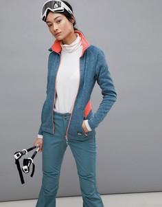 Флисовая куртка на молнии ONeill Piste - Синий O`Neill