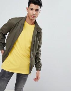 Куртка Харрингтон Threadbare - Зеленый