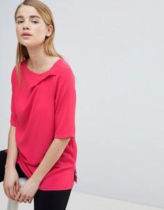 Топ свободного покроя Louche - Розовый