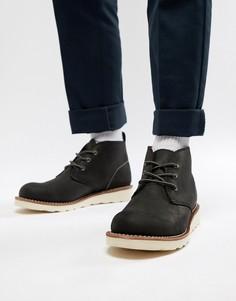 Туфли на шнуровке Dickies Nebraska - Черный