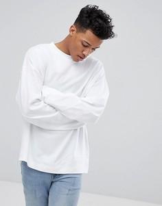 Лонгслив Calvin Klein - Белый