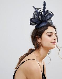 Шляпа с узорной отделкой Vixen Macaroon - Кремовый