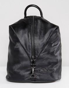 Рюкзак на молнии Claudia Canova - Черный