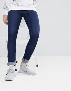 Темно-синие джинсы скинни Criminal Damage - Темно-синий