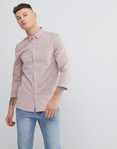 Рубашка с длинными рукавами Another Influence - Розовый