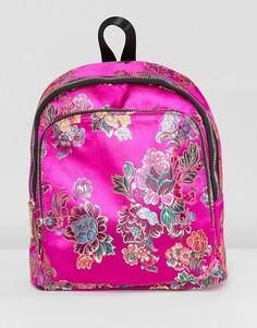 Рюкзак с принтом в китайском стиле Yoki Fashion - Мульти