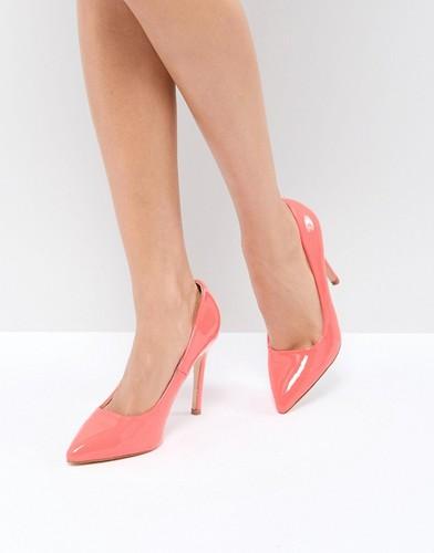 Туфли на высоком каблуке Truffle Collection - Оранжевый