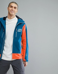 Непромокаемая куртка колор блок Dare2b - Синий