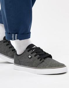 Черные кроссовки DC Shoes Tonik TX SE - Черный